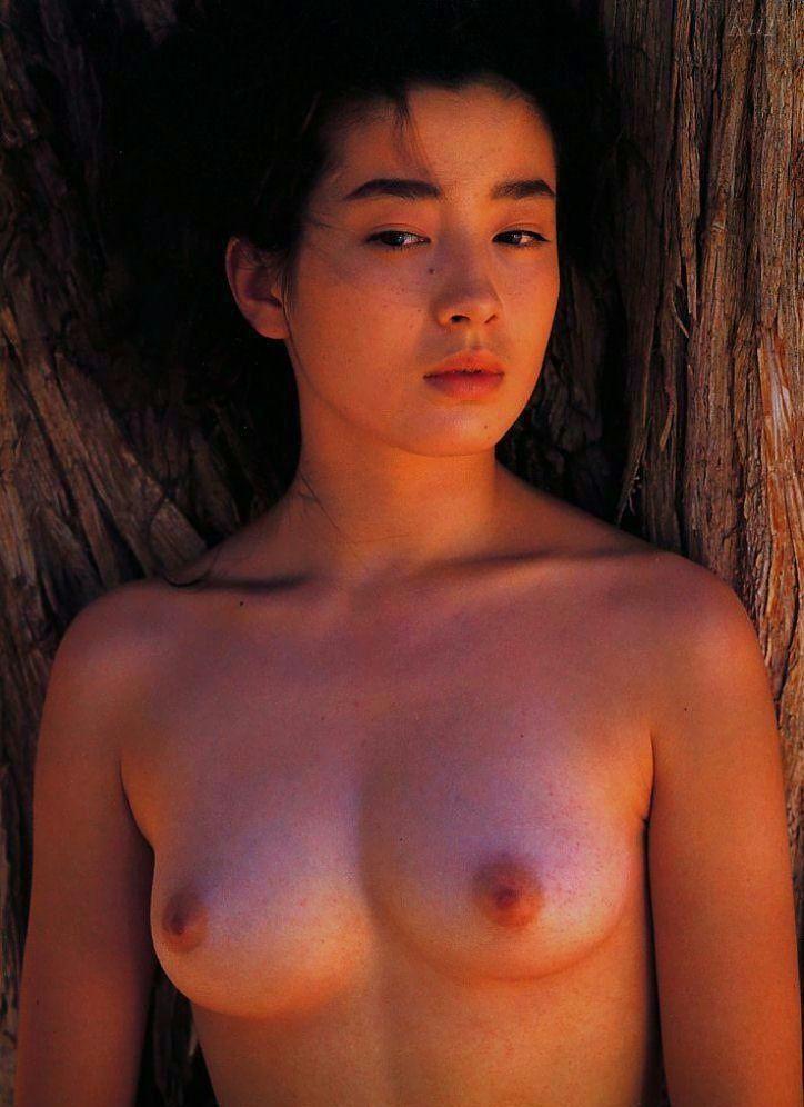宮沢りえのサンタフェヌードエロ画像09