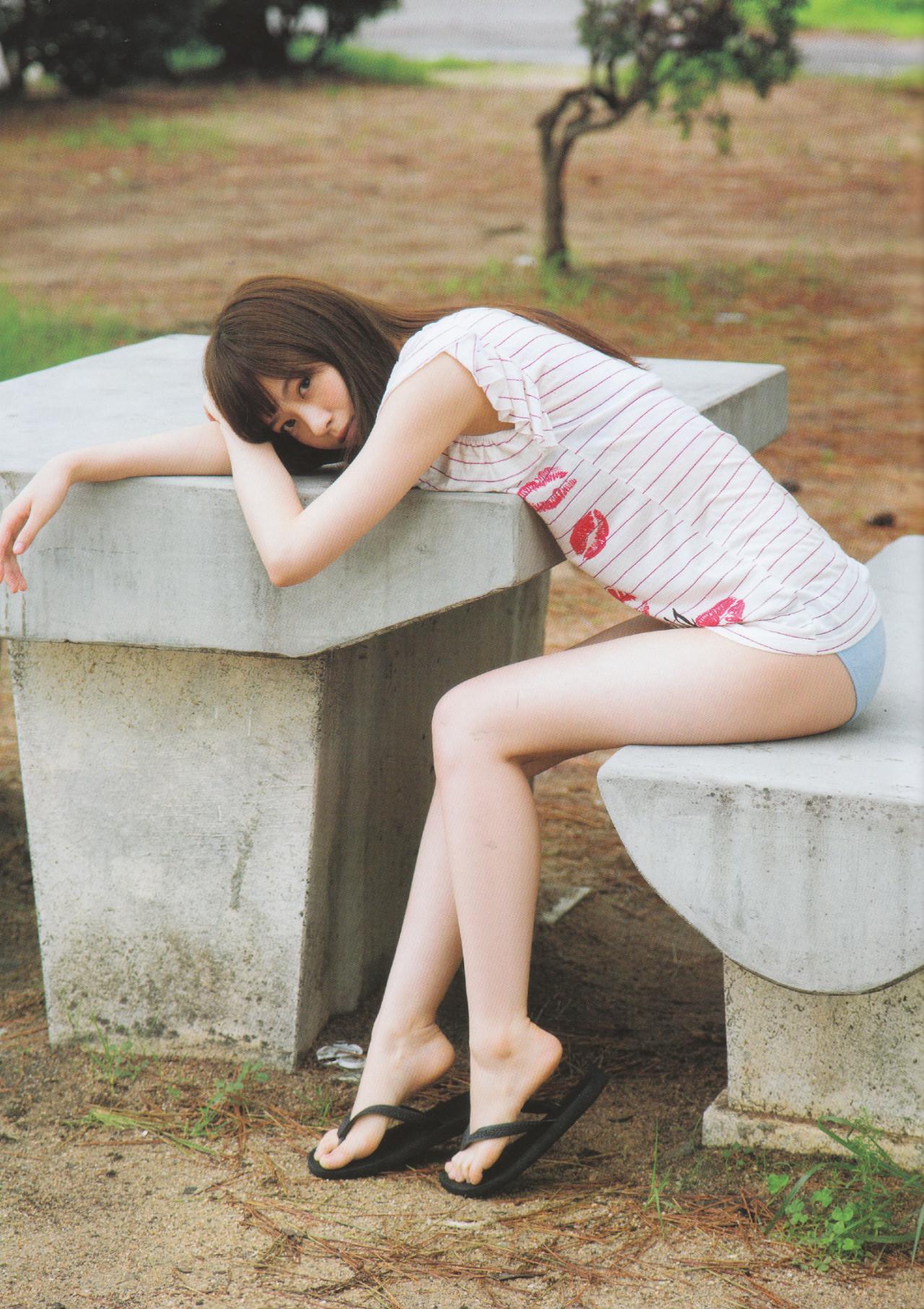 西野七瀬(23)の電影少女エロキャプ、写真集水着画像等290枚・255枚目の画像