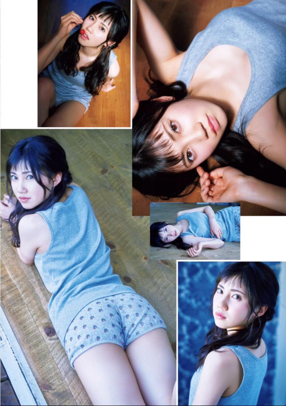 SKE48北川綾巴のアイコラ&水着グラビアエロ画像27枚・13枚目の画像
