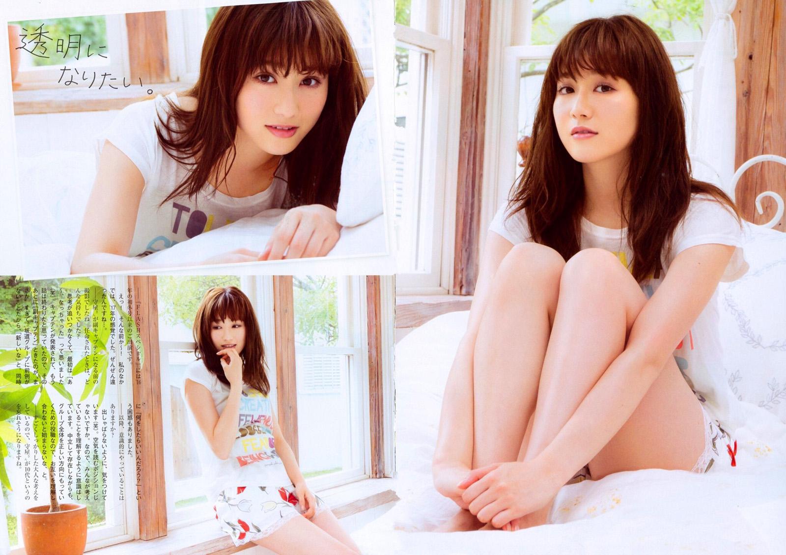欅坂46守屋茜の最新グラビアや抜けるエロ画像90枚・11枚目の画像