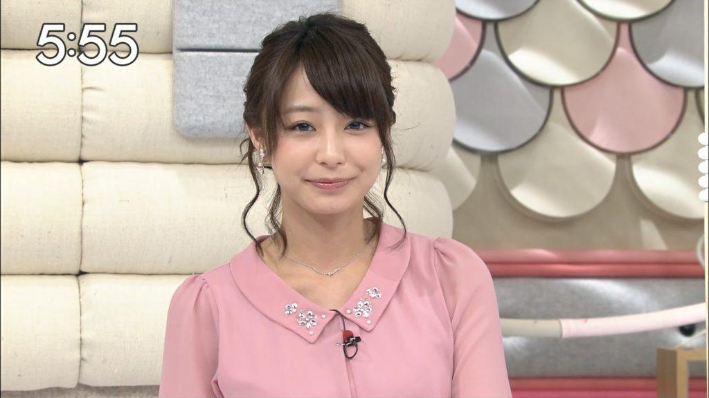 宇垣アナ(26)のアイコラヌード&Gカップ胸チラエロ画像118枚・49枚目の画像