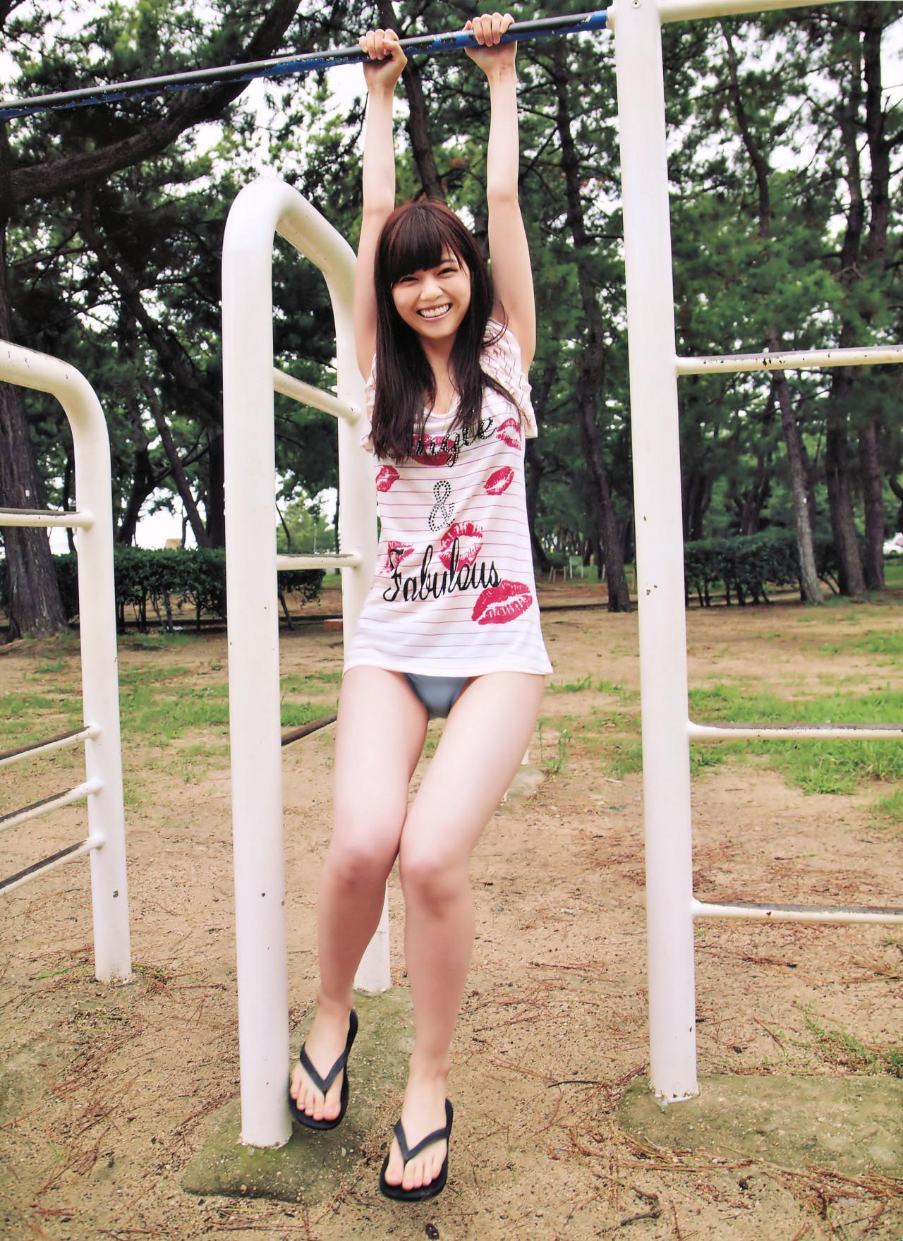 西野七瀬(23)の電影少女エロキャプ、写真集水着画像等290枚・257枚目の画像