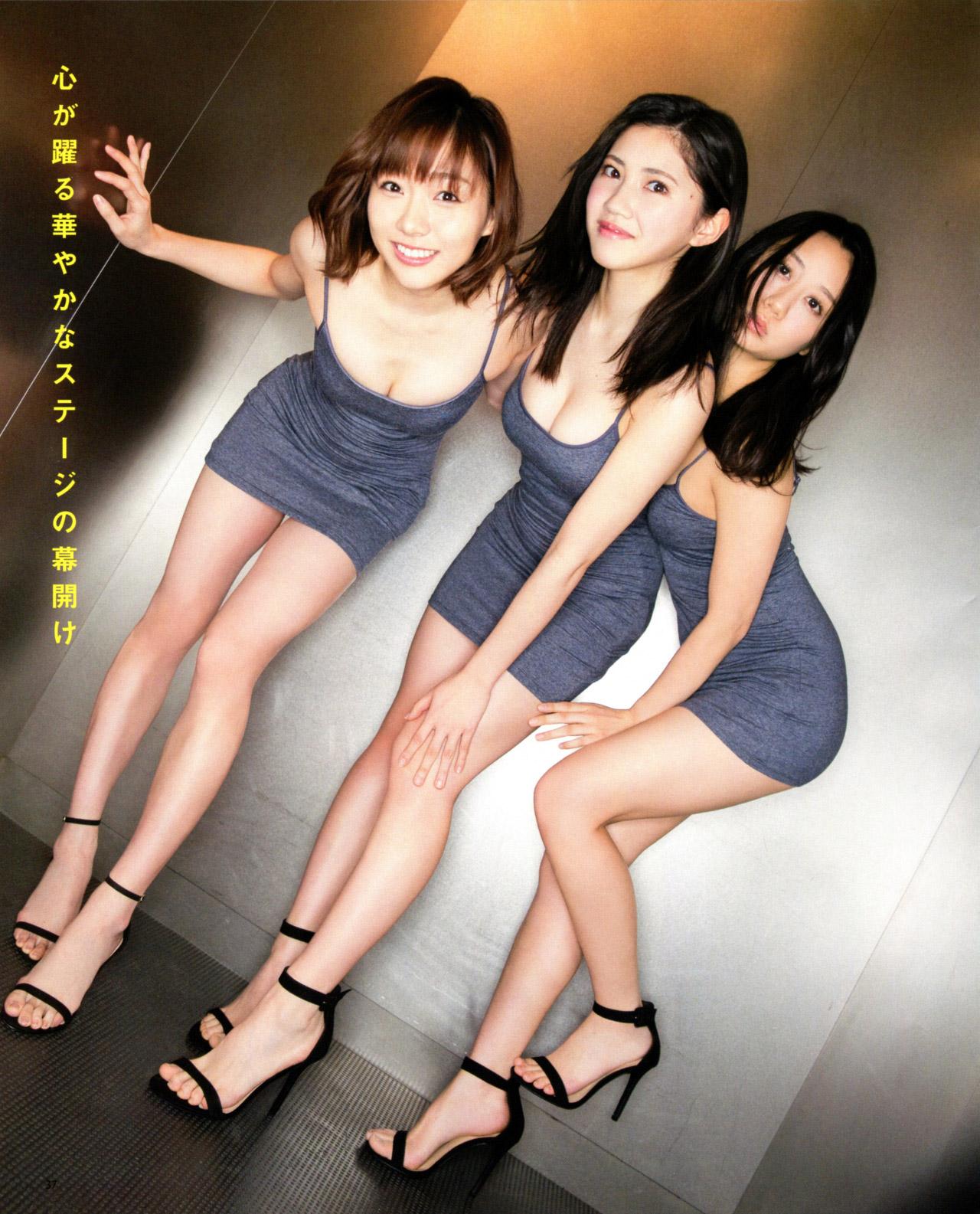 SKE48北川綾巴のアイコラ&水着グラビアエロ画像27枚・15枚目の画像