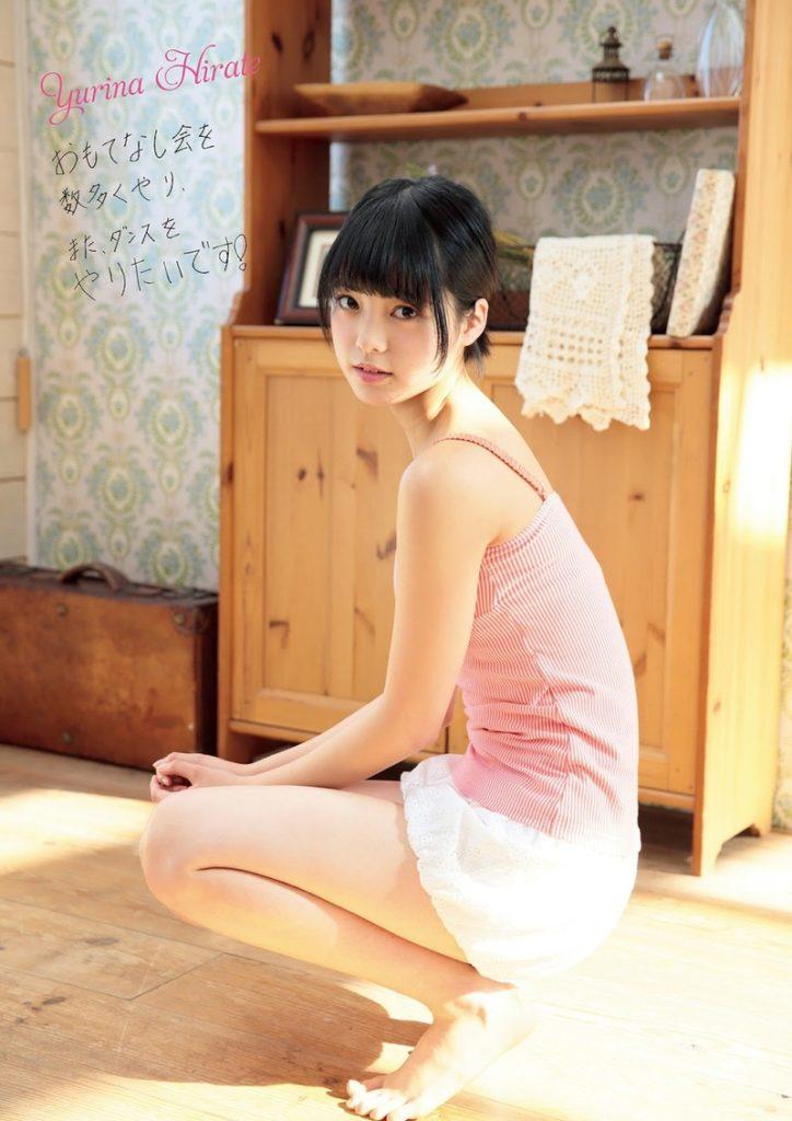 欅坂46センター平手友梨奈のアイコラ&グラビアエロ画像58枚・14枚目の画像