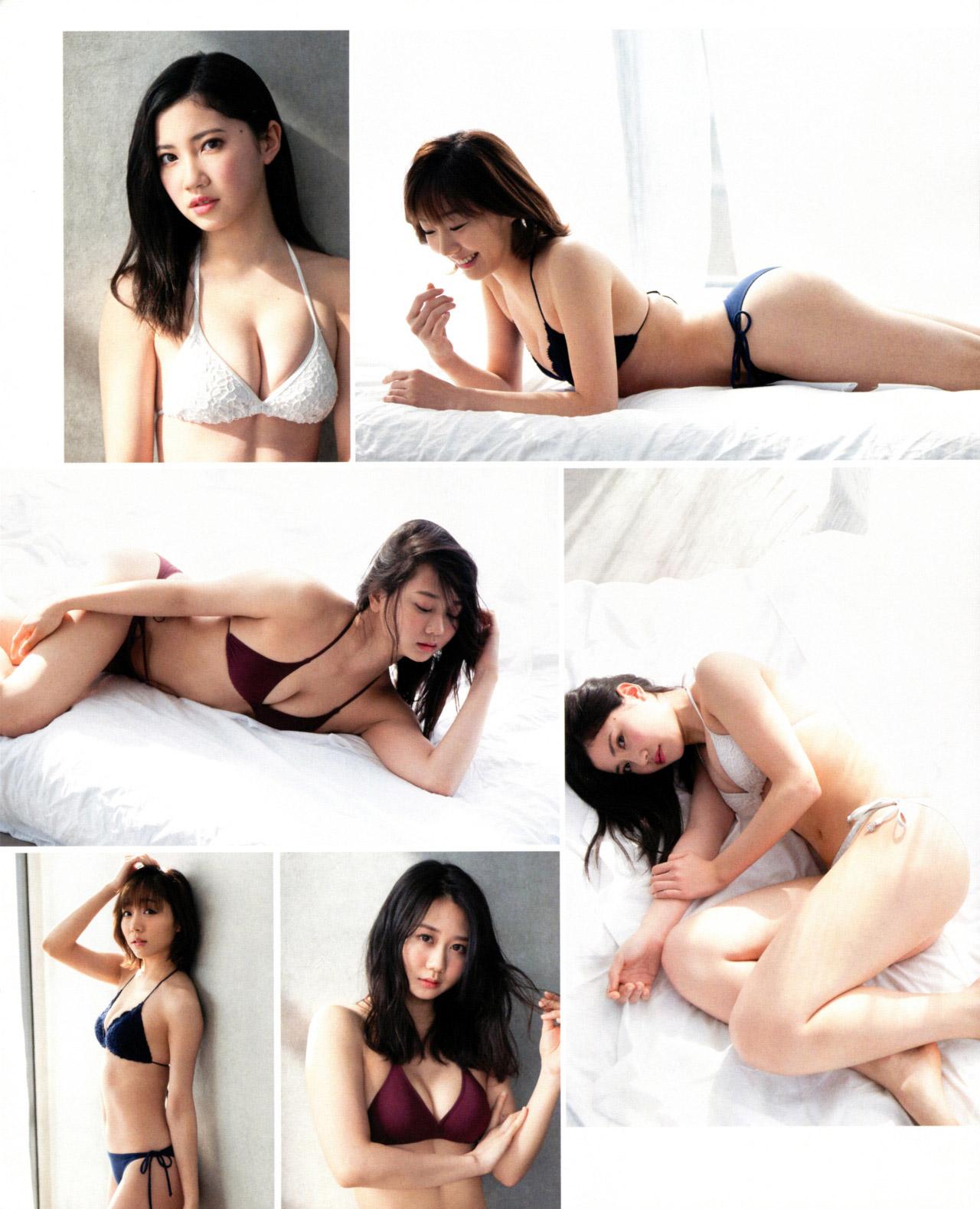 SKE48北川綾巴のアイコラ&水着グラビアエロ画像27枚・18枚目の画像
