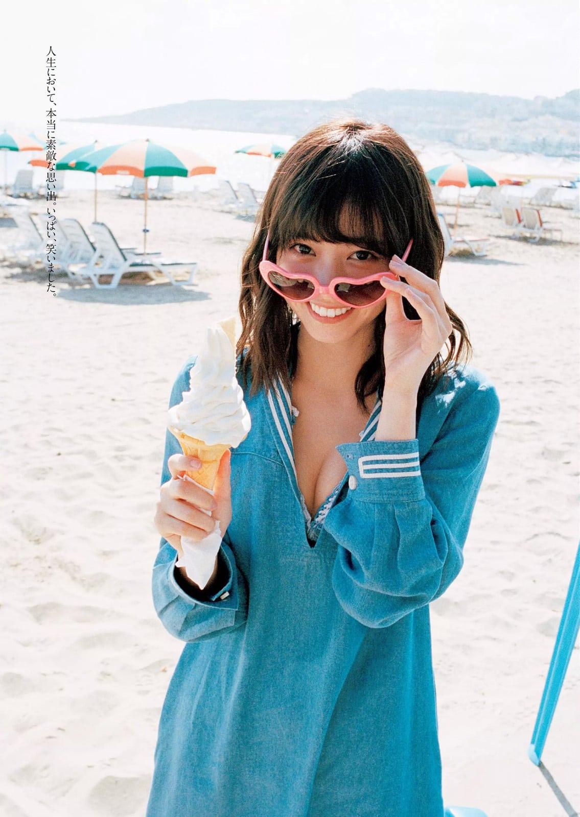西野七瀬(23)の電影少女エロキャプ、写真集水着画像等163枚・144枚目の画像