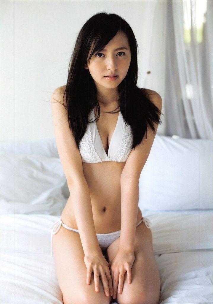 HKT48森保まどか(20)の水着グラビア&アイコラエロ画像60枚・18枚目の画像
