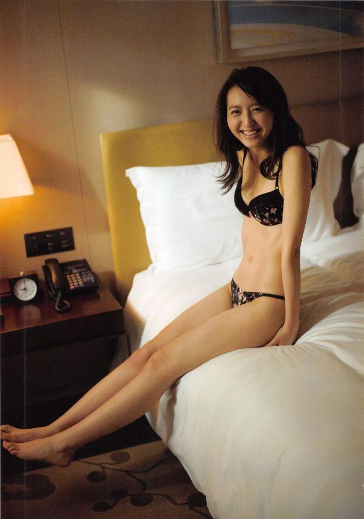 HKT48森保まどか(20)の水着グラビア&アイコラエロ画像60枚・19枚目の画像