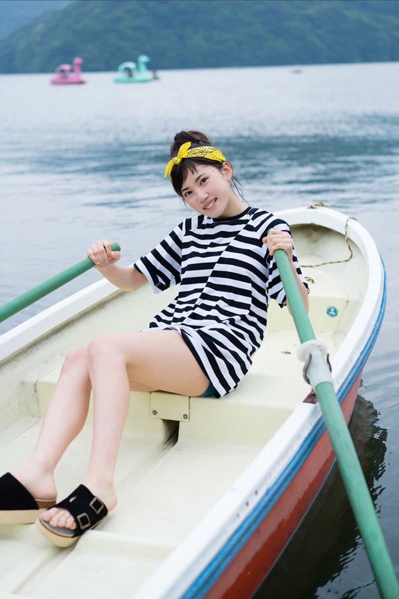 SKE48北川綾巴のアイコラ&水着グラビアエロ画像27枚・24枚目の画像