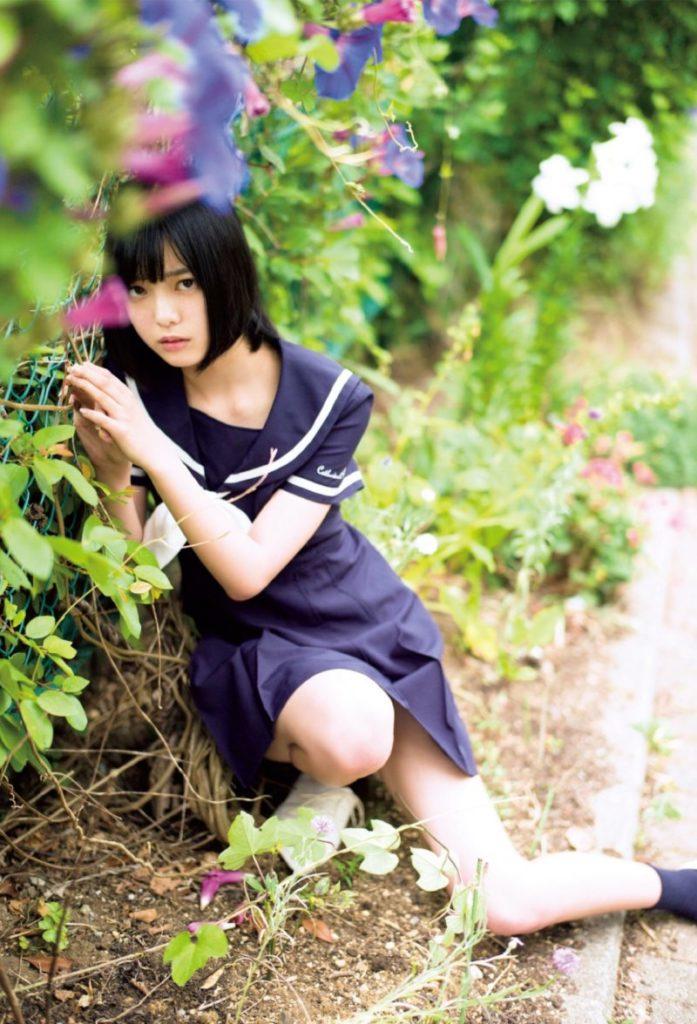 欅坂46センター平手友梨奈のアイコラ&グラビアエロ画像58枚・24枚目の画像