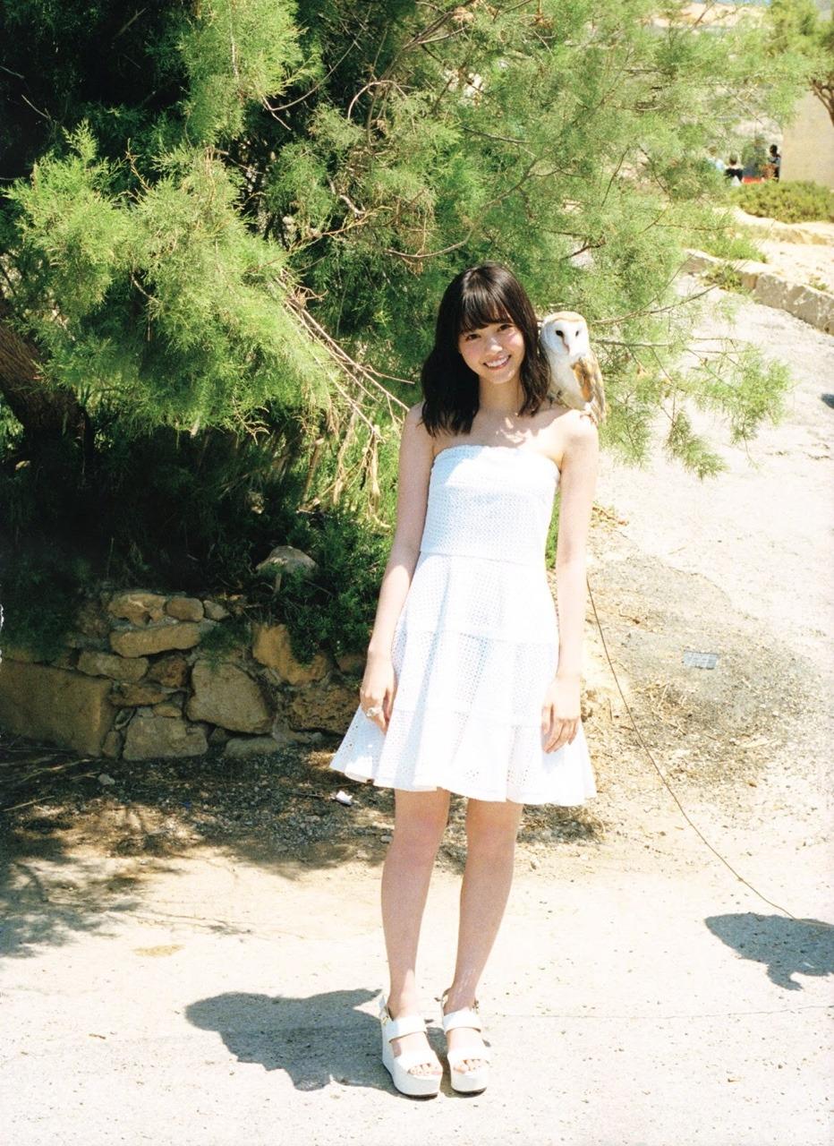 西野七瀬(23)の電影少女エロキャプ、写真集水着画像等163枚・154枚目の画像