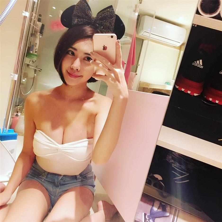 中国人美女の抜ける自画撮りエロ画像50選・26枚目の画像
