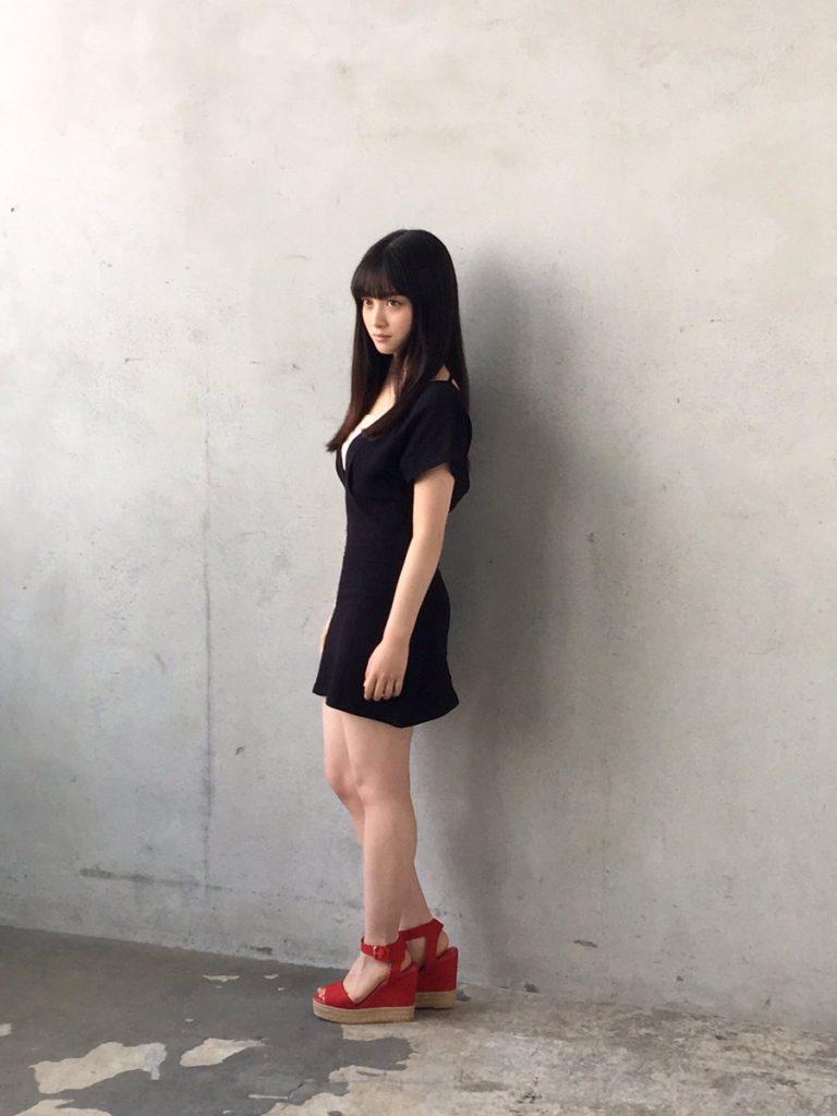 橋本環奈(18)のアイコラヌード&最新グラビアエロ画像180枚・46枚目の画像