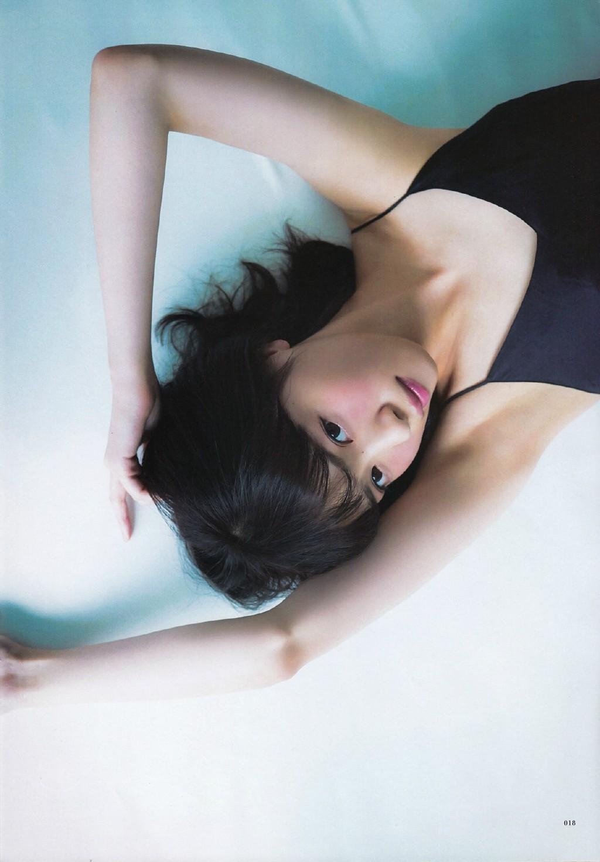 西野七瀬(23)の電影少女エロキャプ、写真集水着画像等163枚・156枚目の画像