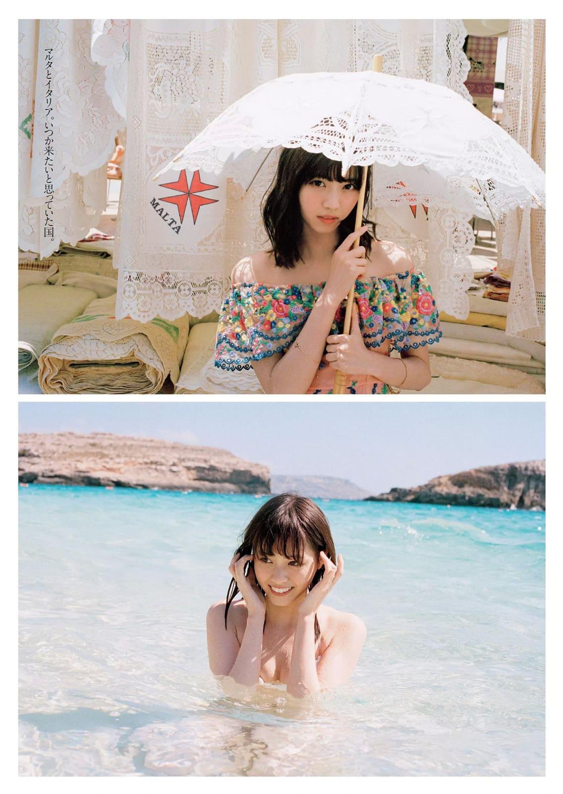 西野七瀬(23)の電影少女エロキャプ、写真集水着画像等163枚・158枚目の画像