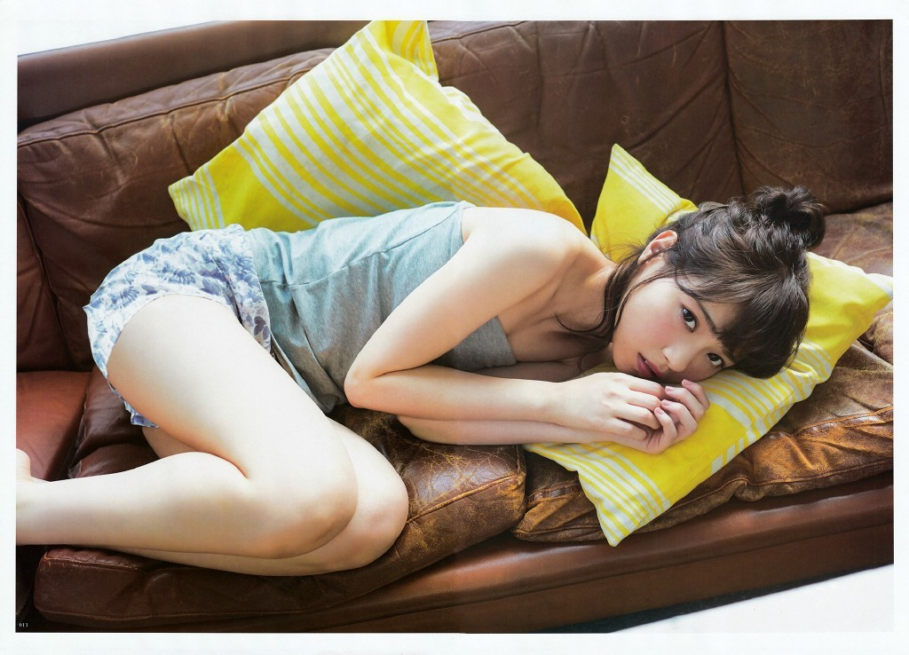 西野七瀬(23)の電影少女エロキャプ、写真集水着画像等163枚・159枚目の画像