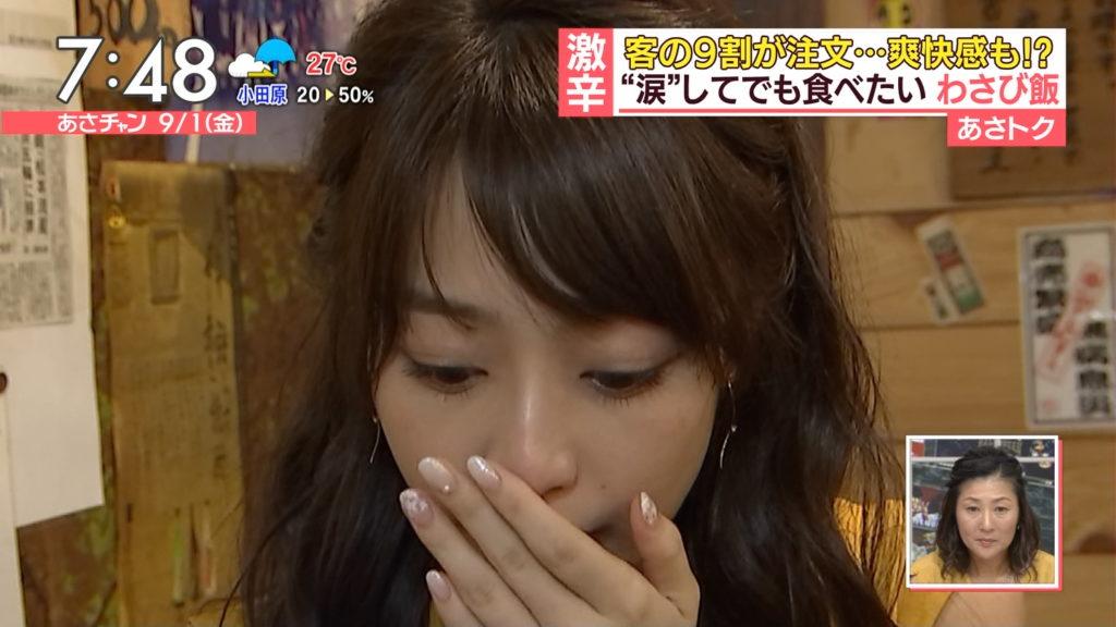 宇垣アナ(26)のアイコラヌード&Gカップ胸チラエロ画像118枚・34枚目の画像