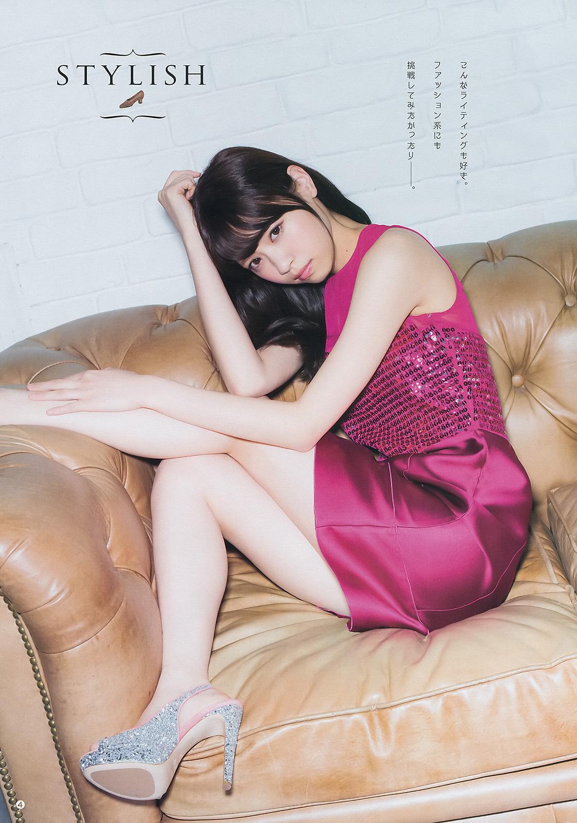 西野七瀬(23)の電影少女エロキャプ、写真集水着画像等163枚・160枚目の画像