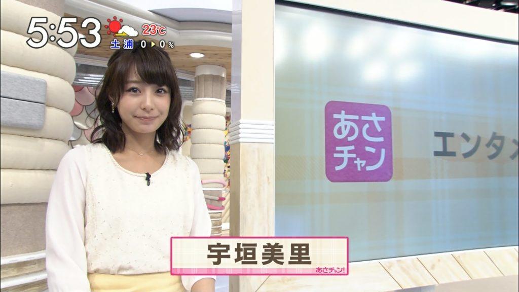 宇垣アナ(26)のアイコラヌード&Gカップ胸チラエロ画像118枚・78枚目の画像
