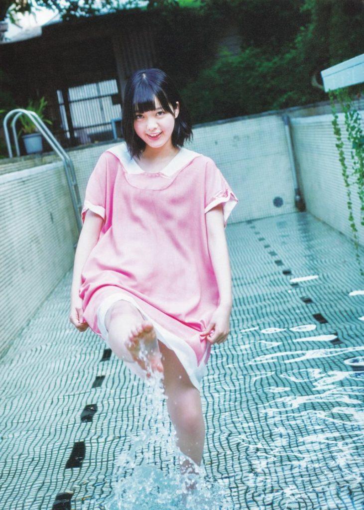 欅坂46センター平手友梨奈のアイコラ&グラビアエロ画像58枚・36枚目の画像