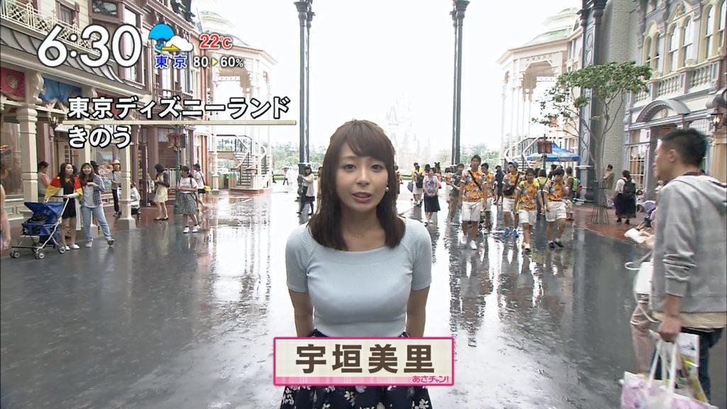 宇垣アナ(26)のアイコラヌード&Gカップ胸チラエロ画像118枚・82枚目の画像