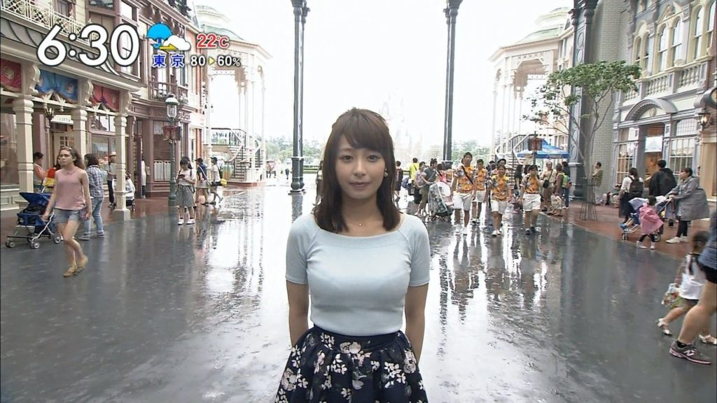 宇垣アナ(26)のアイコラヌード&Gカップ胸チラエロ画像118枚・83枚目の画像