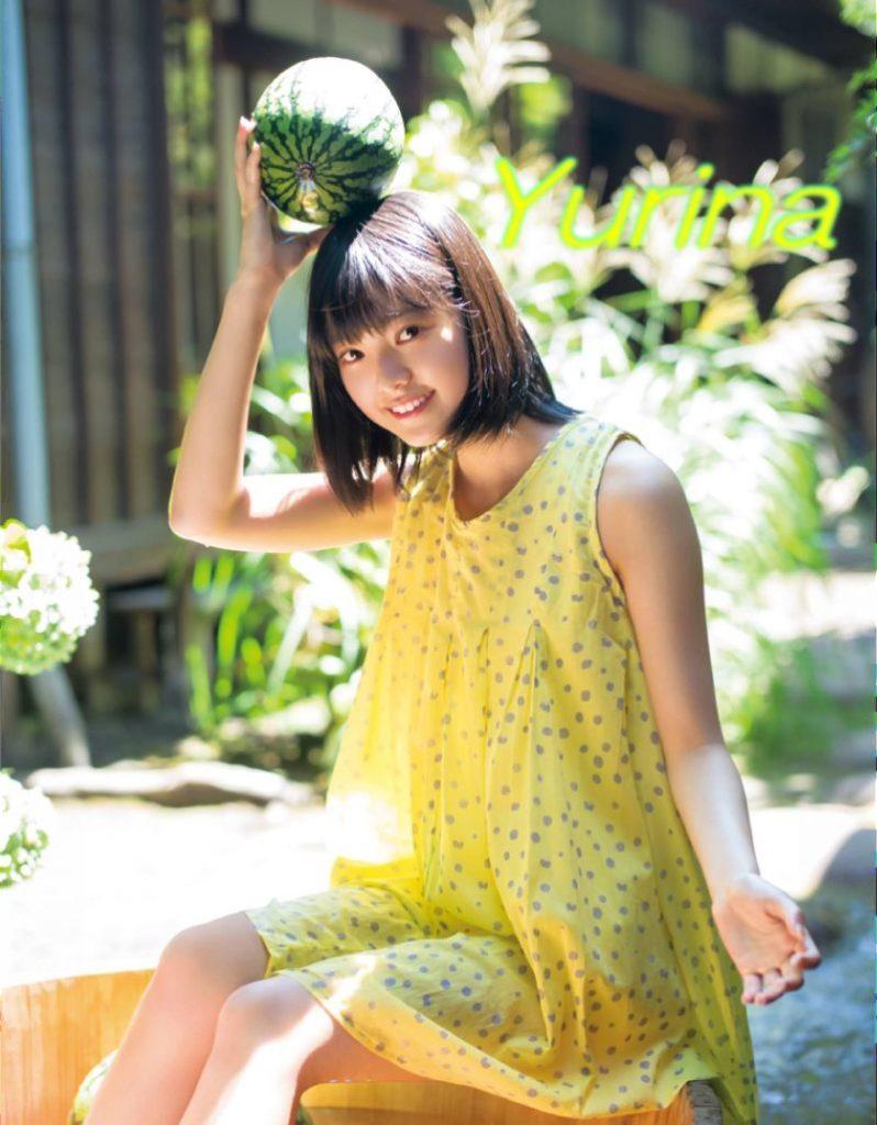 欅坂46センター平手友梨奈のアイコラ&グラビアエロ画像58枚・48枚目の画像