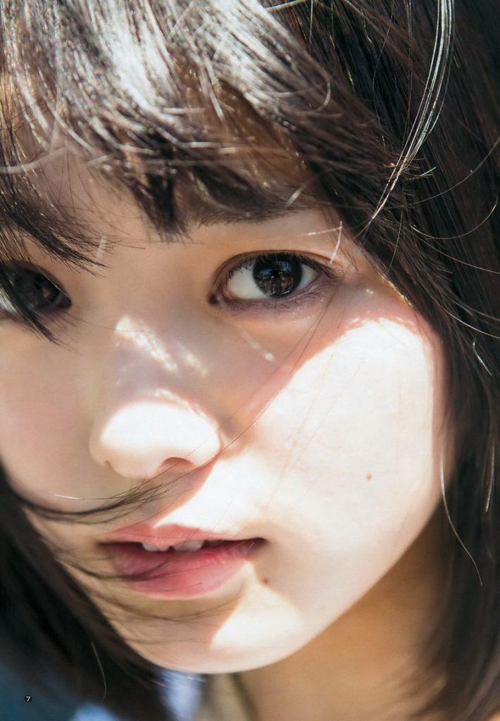 欅坂46センター平手友梨奈のアイコラ&グラビアエロ画像58枚・53枚目の画像