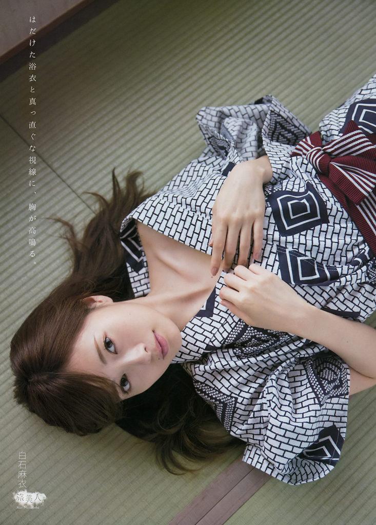 白石麻衣(25)の写真集&最新グラビアエロ画像180枚・103枚目の画像