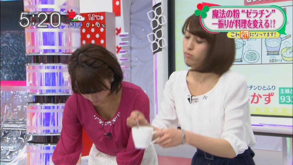 宇垣アナ(26)のアイコラヌード&Gカップ胸チラエロ画像118枚・99枚目の画像