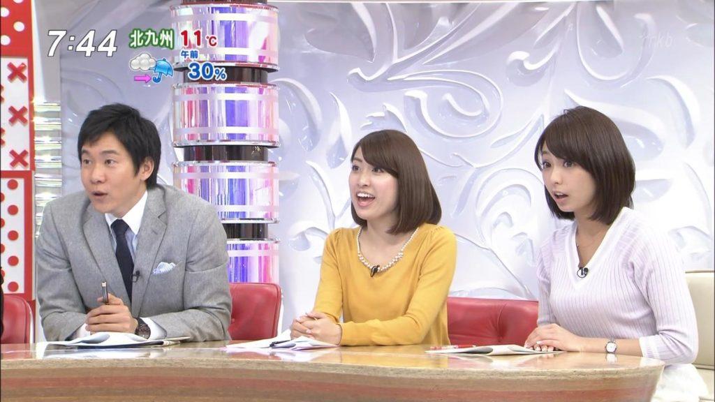 宇垣アナ(26)のアイコラヌード&Gカップ胸チラエロ画像118枚・122枚目の画像
