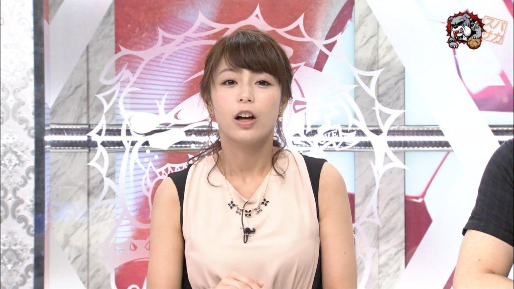 宇垣アナ(26)のアイコラヌード&Gカップ胸チラエロ画像118枚・123枚目の画像