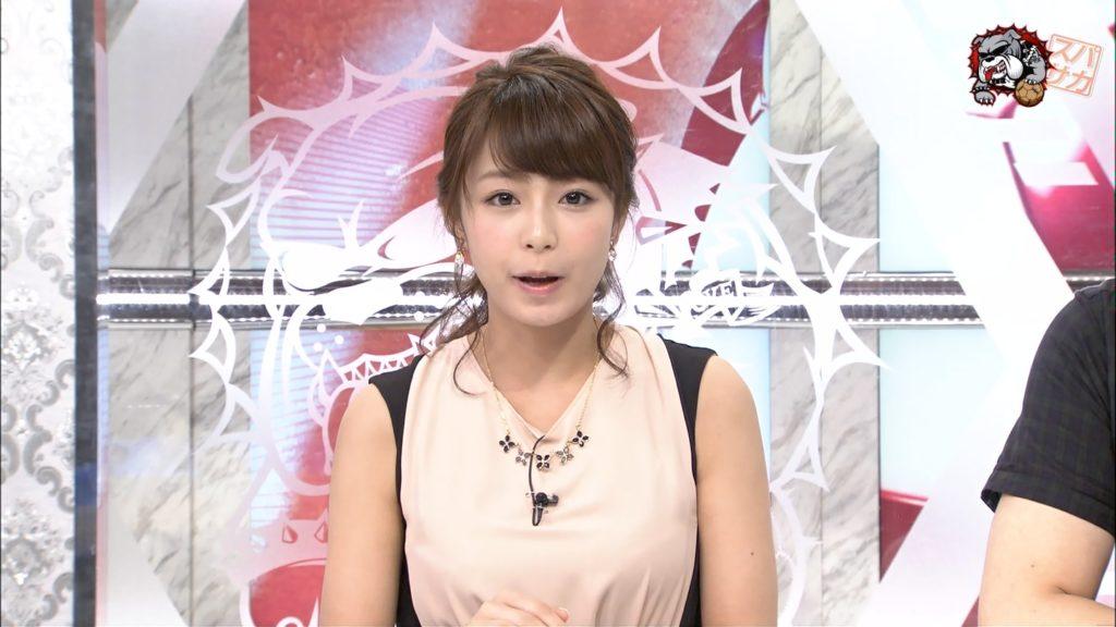 宇垣アナ(26)のアイコラヌード&Gカップ胸チラエロ画像118枚・125枚目の画像