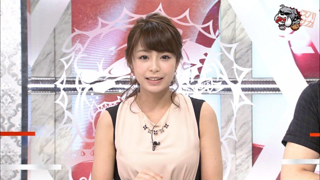 宇垣アナ(26)のアイコラヌード&Gカップ胸チラエロ画像118枚・126枚目の画像