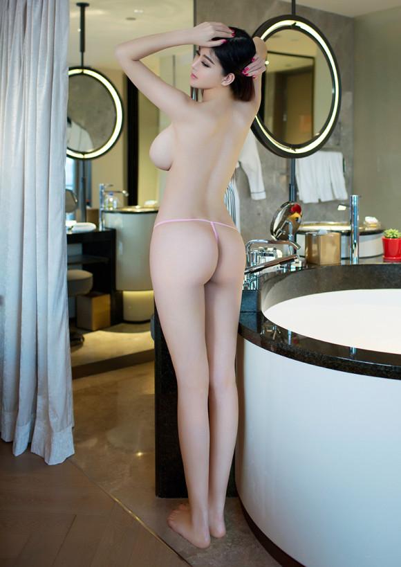世界人口1位!チャイニーズ美女のヌードエロ画像32枚
