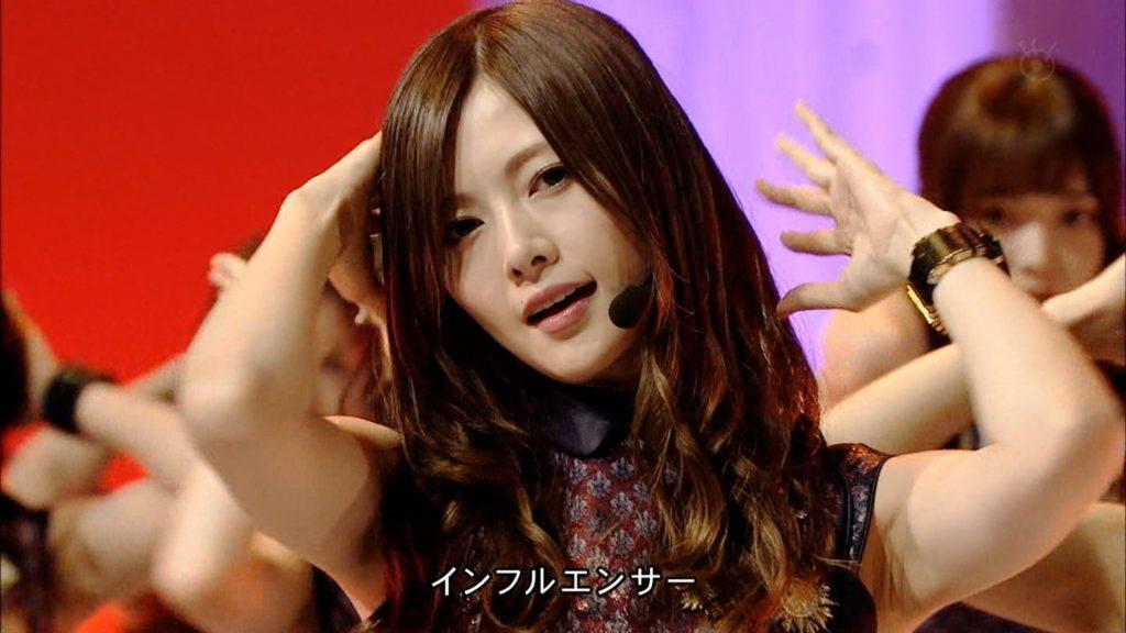 乃木坂46「インフルエンサー」脇マンコ31連発のエロキャプ画像