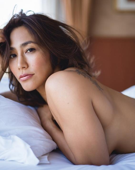 山本美憂(42)ヌード写真集エロ画像35枚!BBA・女子レスリング好き必見…・11枚目の画像