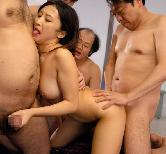 キモメン親父とのセックスエロ画像26枚!AV女優って大変だな…w・3枚目の画像