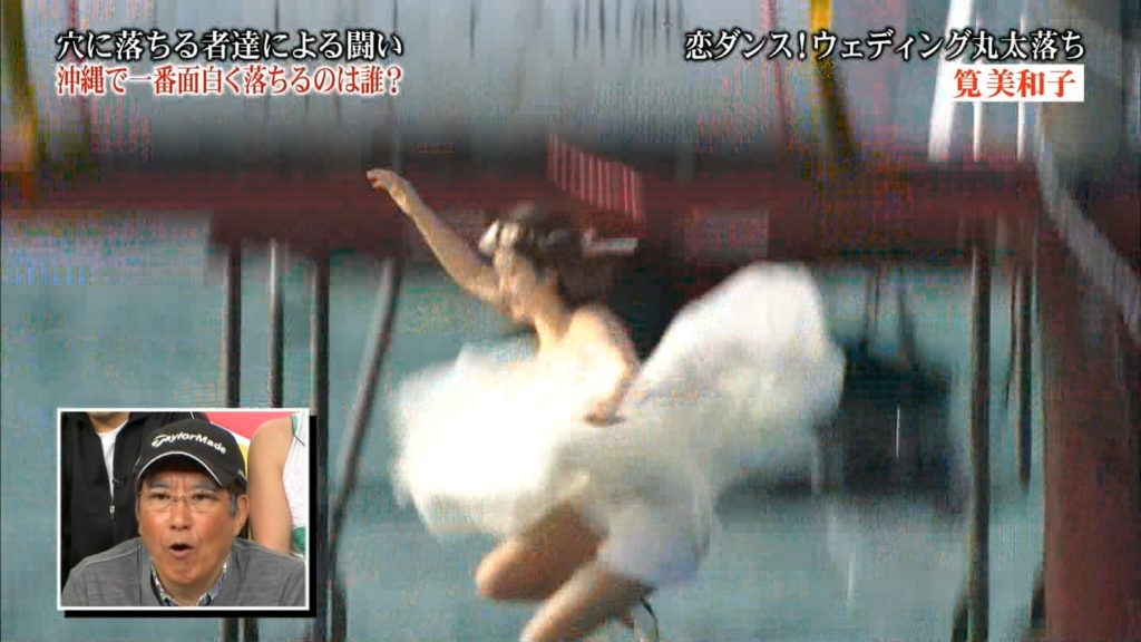 永久保存版!筧美和子の巨乳おっぱいポロリ放送事故エロ画像100枚・4枚目の画像