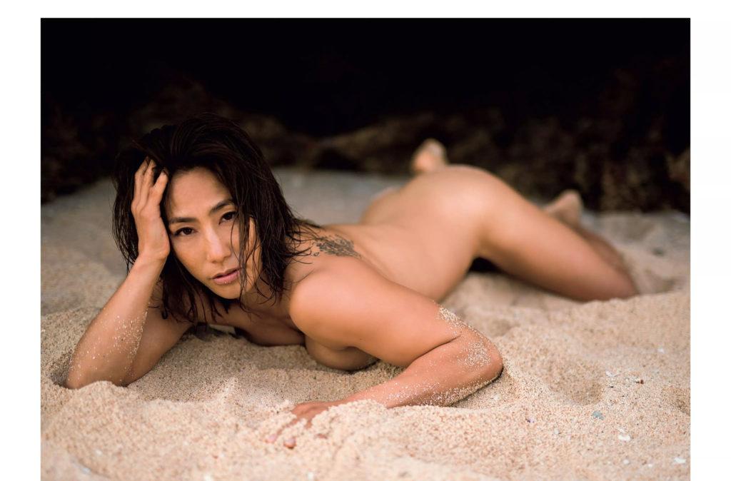 山本美憂(42)ヌード写真集エロ画像35枚!BBA・女子レスリング好き必見…・5枚目の画像