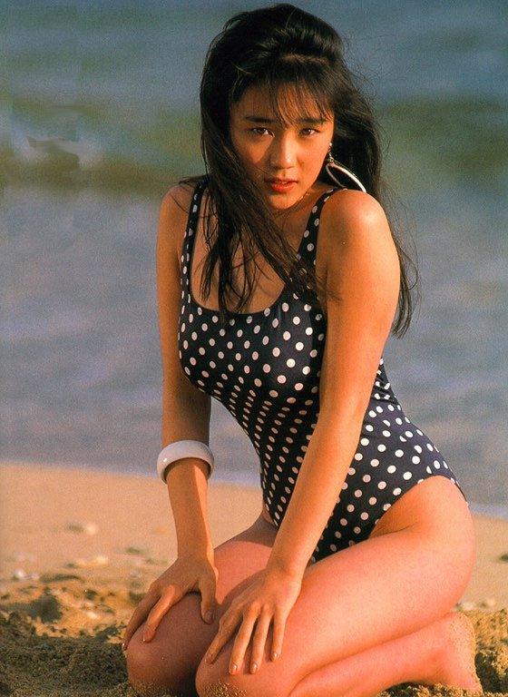 西田ひかる(44)全盛期の水着エロ画像25枚・4枚目の画像