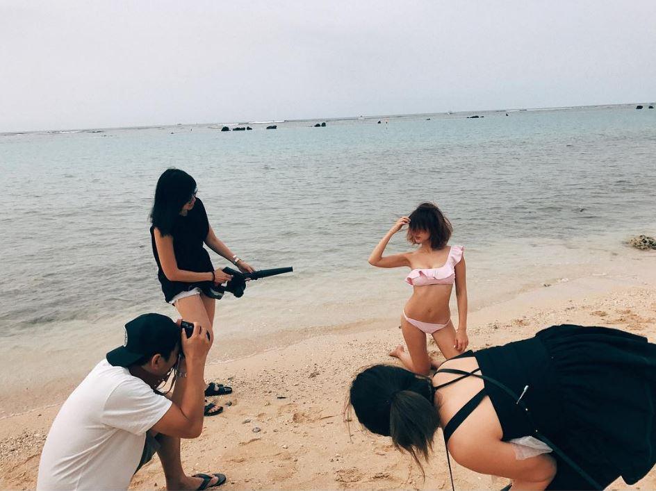 紗栄子(30)の最新インスタ水着&過去のお宝エロ画像30枚・4枚目の画像