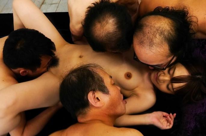 キモメン親父とのセックスエロ画像26枚!AV女優って大変だな…w・7枚目の画像
