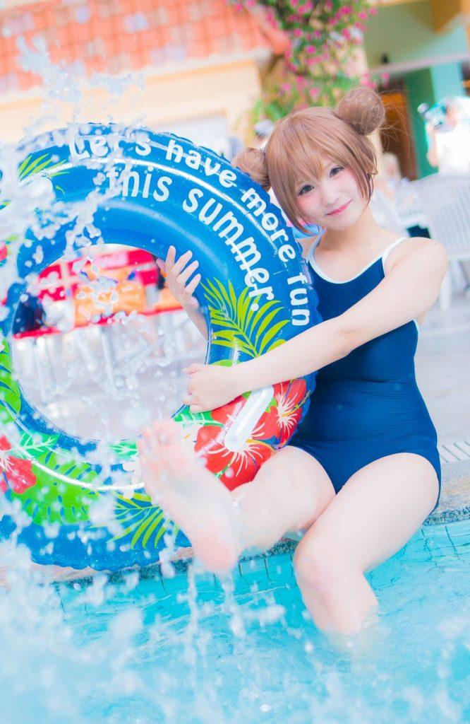 奈良健康ランドのレイヤーイベントの抜けるエロ画像35枚・8枚目の画像