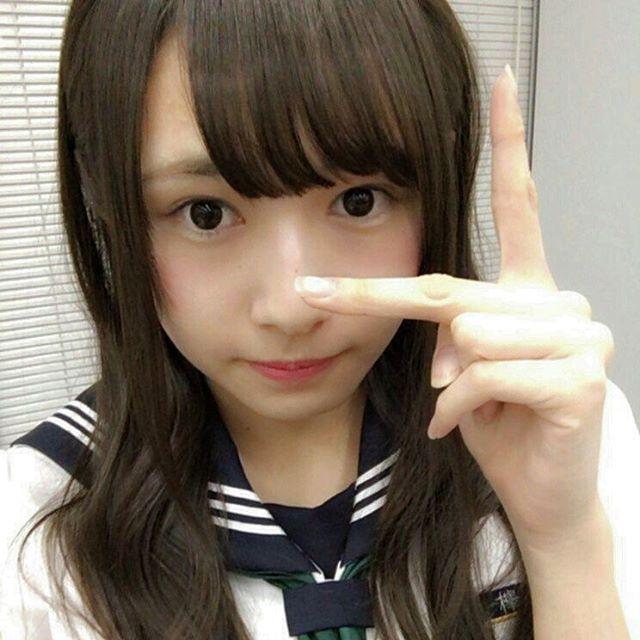 欅坂46ベリカこと渡辺梨加のアイコラ&最新グラビアエロ画像50枚・28枚目の画像