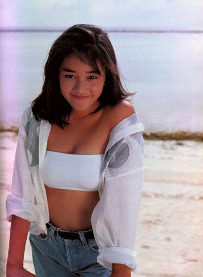西田ひかる(44)全盛期の水着エロ画像25枚・11枚目の画像