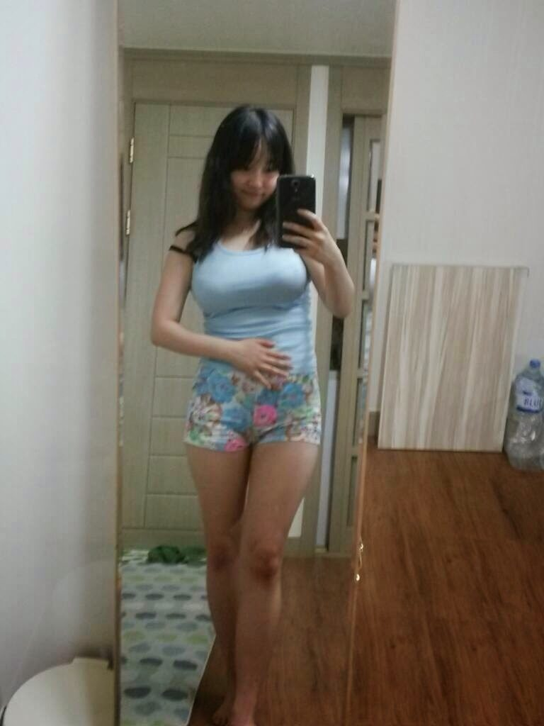乳デカッ!韓国素人娘の着衣巨乳がけしからんエロ画像32枚・12枚目の画像