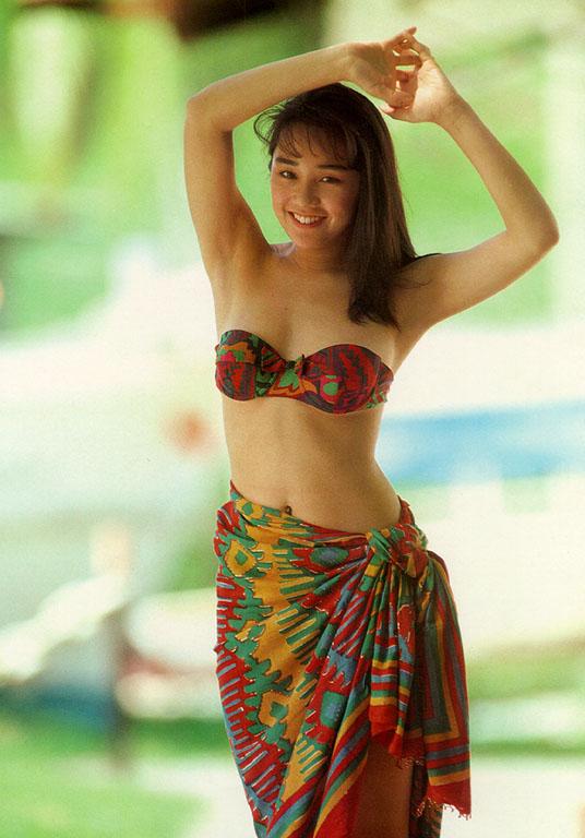 西田ひかる(44)全盛期の水着エロ画像25枚・14枚目の画像
