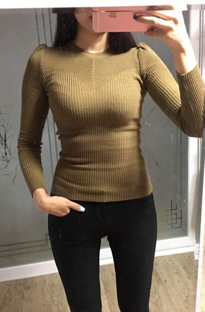 乳デカッ!韓国素人娘の着衣巨乳がけしからんエロ画像32枚・20枚目の画像