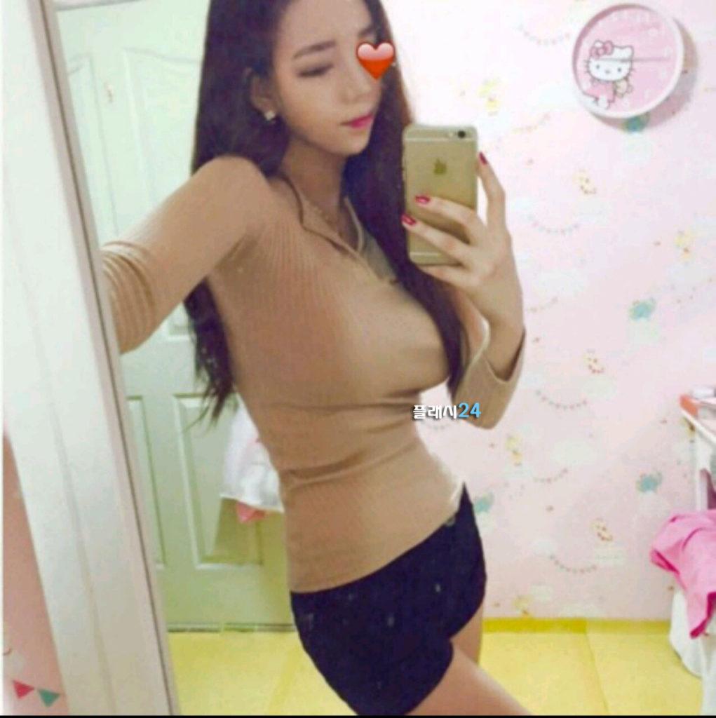乳デカッ!韓国素人娘の着衣巨乳がけしからんエロ画像32枚・21枚目の画像